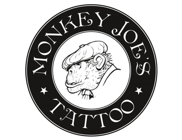 Logo für Monkey Joe's Tattoo